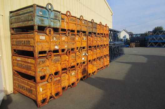 Container de stockage occasion