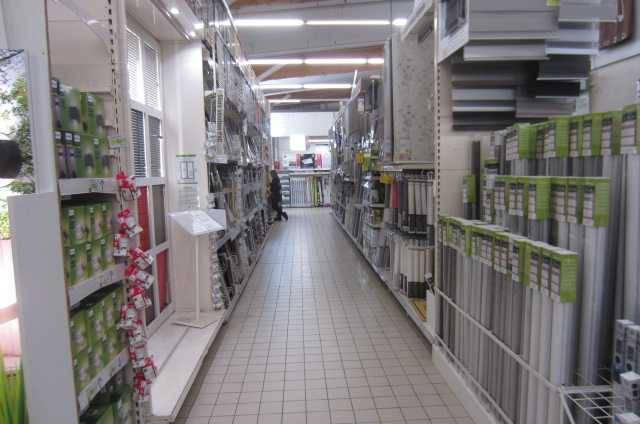 Rayonnage magasin occasion