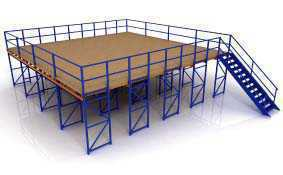 Mezzanine Industrielle