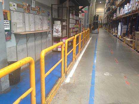 Stockage industriel occasion