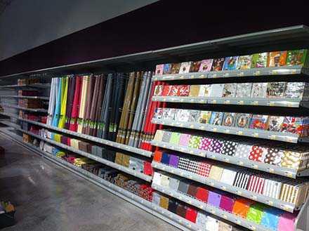 Gondole magasin occasion Design