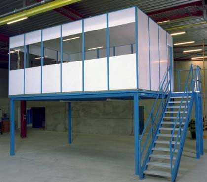 Achat Plateforme stockage industrielle